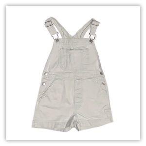 Circo Girl's Overall Shorts